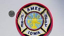 Ames Fire