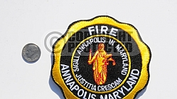 Annapolis Fire