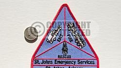 St. Johns Fire