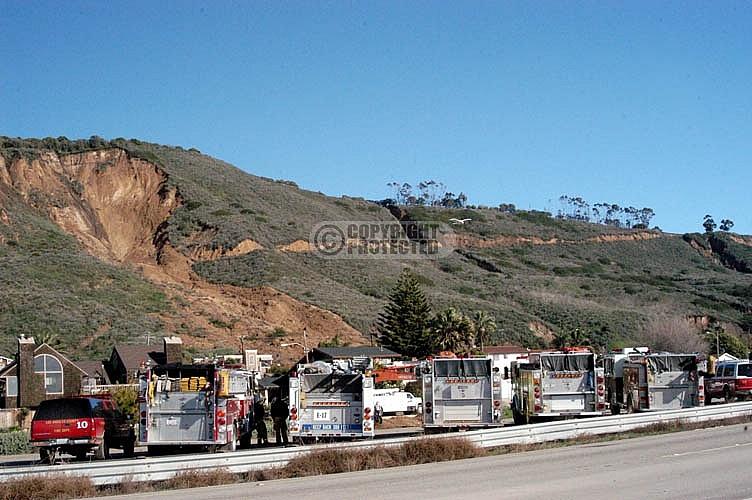 1.10.2005 La Conchita Incident