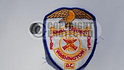 Washington D.C. Naval District Fire
