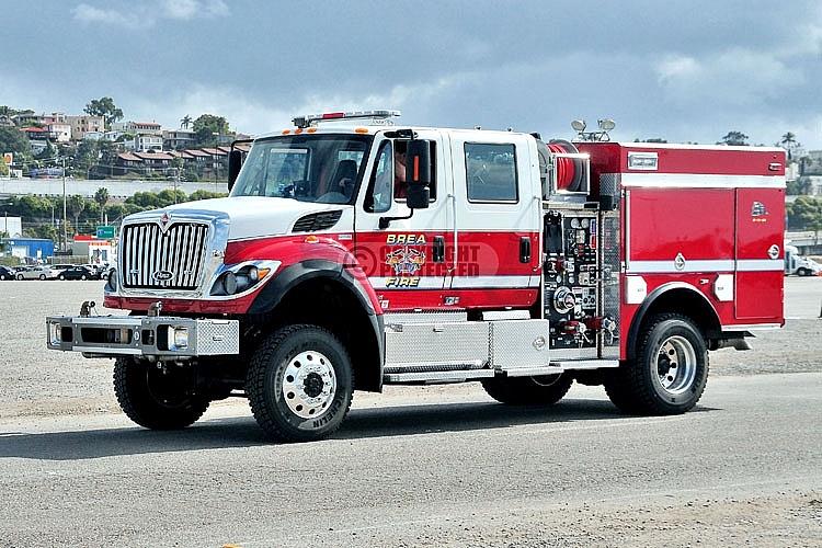 Brea Fire Department