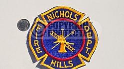 Nichols Hills Fire