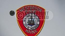 Westbrook Fire