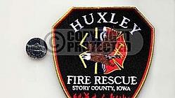 Huxley Fire