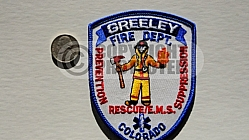 Greeley Fire