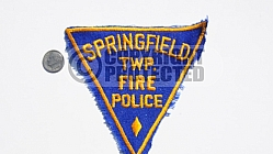Springfield Township Fire
