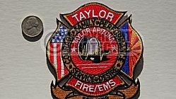 Taylor Fire