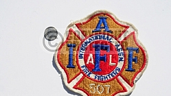 I.A.F.F. Arm Patch