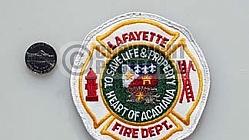 Lafayette Fire